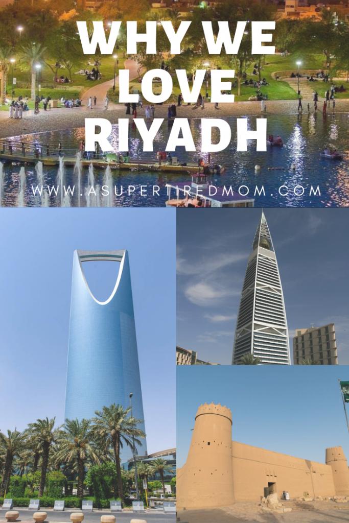 WHY WE LOVE RIYADH