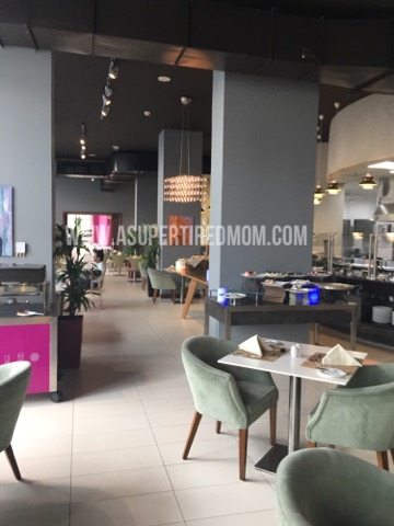 LADIES FRIDAY BRUNCH AT ALOFT HOTEL RIYADH 22ND FEBRUARY 2019
